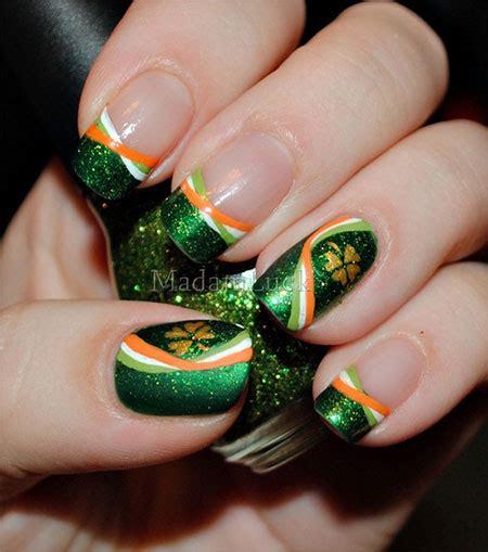 st patricks day nail designs st s day nail designs ideas 2014 fabulous