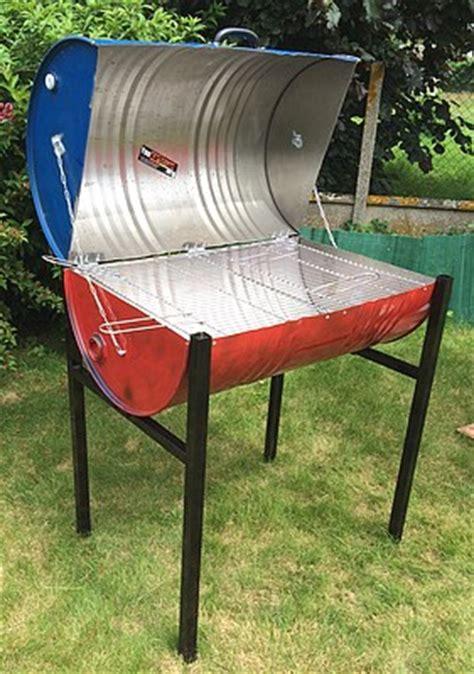 bureau bois metal comment faire un barbecue avec un fût you barbecue org