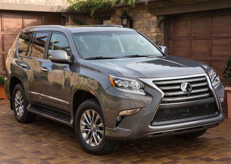 lexus gx  news reviews msrp ratings
