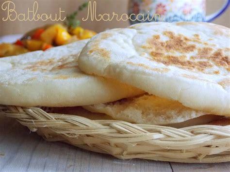 poele cuisine saine batbout marocain très facile et inratable le