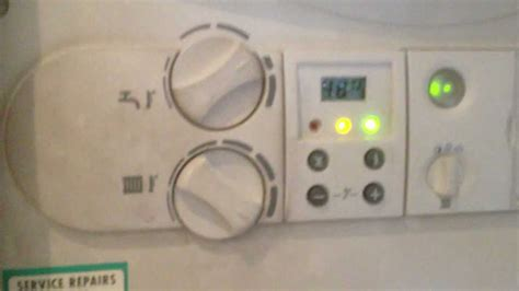 vaillant turbomax boiler discharges   bar youtube