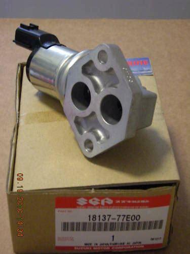 suzuki outboard iac valve   ebay