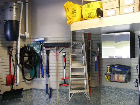 Design Garage Organization