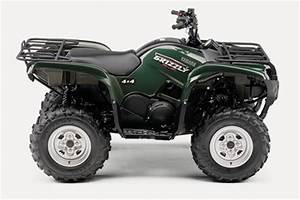 Yamaha Grizzly 350 4 4 Yamaha Grizzly 350 4 4
