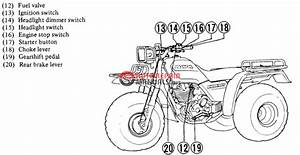 Free Download  1985 Honda Atc 250r Oweners Manuals