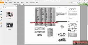 Caterpillar Th62 Th63 Th82 Th83 Telehandler Electrical