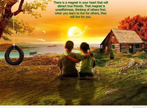 True Friendship Sayings  - 9to5 Car Wallpapers