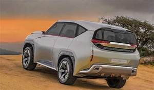 2018 Mitsubishi Pajero Redesign, Specs, Price 2018