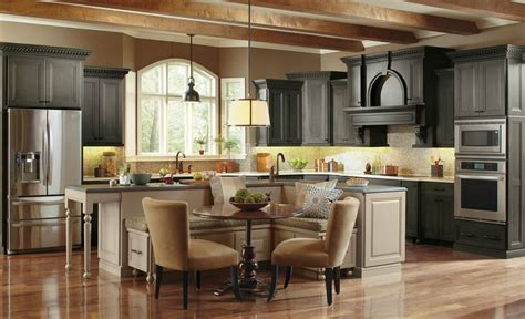 kitchen island with built in table ways of integrating corner kitchen tables in your décor