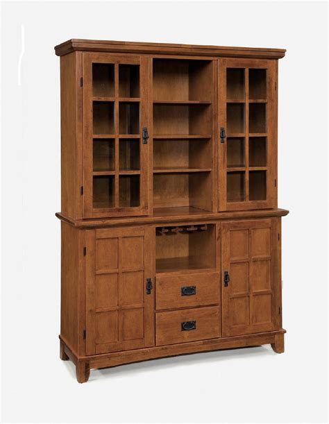 Home Styles Arts Crafts Dining Buffet Hutch Cottage