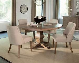 Florence, Round, Dining, Set, W, Beige, Chairs, Coaster, Furniture, 3, Reviews