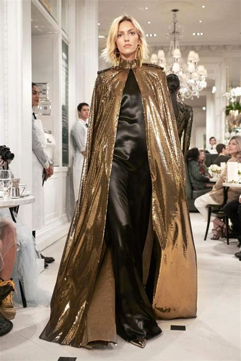 ralph lauren ready  wear fall winter   runway magazine collections