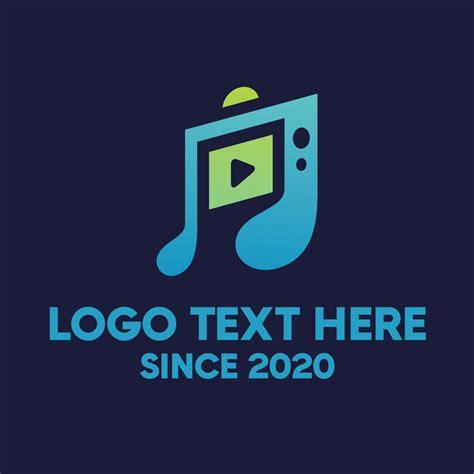 Music Youtube Channel Logo | BrandCrowd Logo Maker