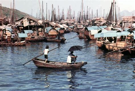 Aberdeen Fishing village, Old Hong Kong   British hong ...