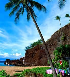 Black Rock Kaanapali Beach Maui Hawaii