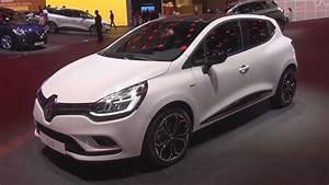 Renault Clio Limited Tce 90 : renault clio limited edition energy tce 120 2017 exterior and interior youtube ~ Medecine-chirurgie-esthetiques.com Avis de Voitures
