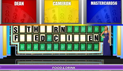 wheel  fortune powerpoint game show templates yasncinfo