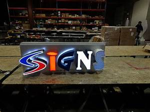 25 best ideas about channel letter signs on pinterest for Cheap channel letter signs