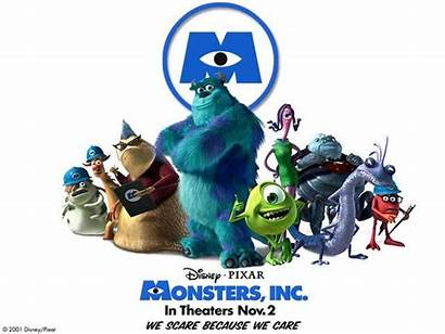 Monsters Inc Team Cartoons