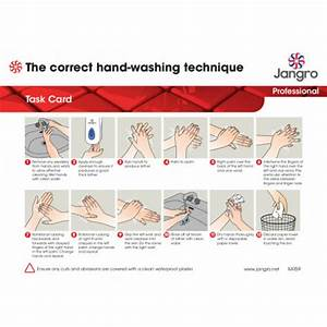 Hand Washing Guide