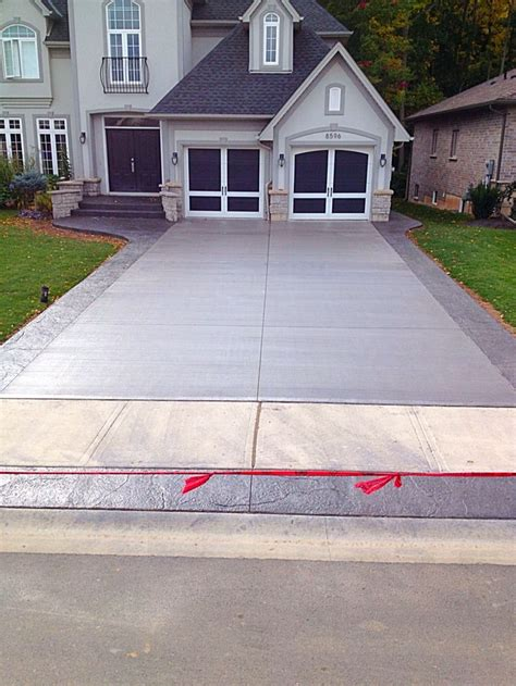 concrete driveway ideas best 25 concrete driveways ideas on pinterest stained concrete driveway diy concrete