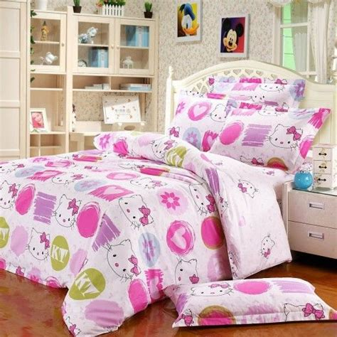 hello kitty bedroom sets diaidi hello kitty queen bedding set little girl bedding 15542 | d89c714fcd207eb63432dbd5e49372fa