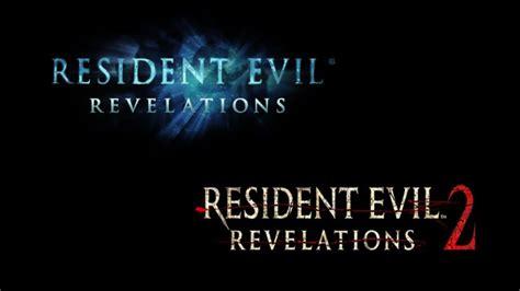 Resident Evil For Switch Resident Evil Revelations Revelations 2 Coming To Switch