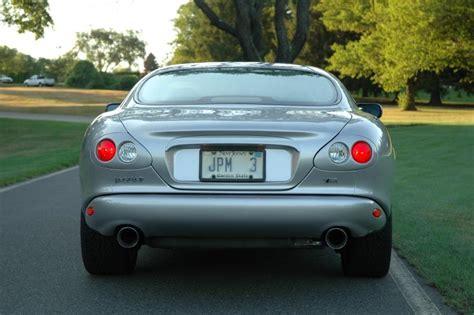 2000 Xk8 Rear Light Problem