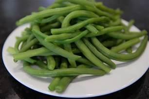 cuisiner les haricots verts frais comment cuire des haricots verts