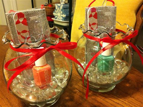 manicure   jar super cute christmas gifts