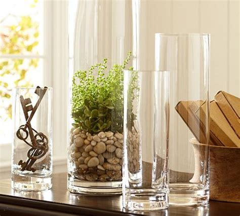 ideas  tall glass vases  pinterest twig