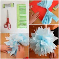 To Do with Tissue Paper Crafts