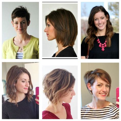 Growing Out A Pixie Cut Hairstyles by Growing Out A Pixie Cut Then Cutting It Again