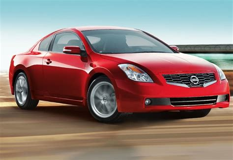 nissan altima coupe review cargurus
