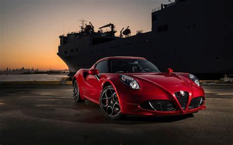 Alfa Romeo 4c Wallpaper by 2016 Alfa Romeo 4c 2 Wallpaper Hd Car Wallpapers Id 6651
