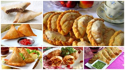 different types of cuisine 20 different types of samosa in india masala food