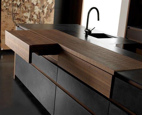 sliding countertops  hideaway kitchen features kitchen kitchen countertops kitchen