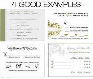 dos donts place cards meal choices response cards With wedding invitations with menu choices