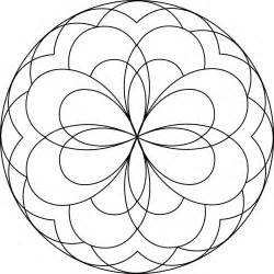 coloring pages designs geometric gallery