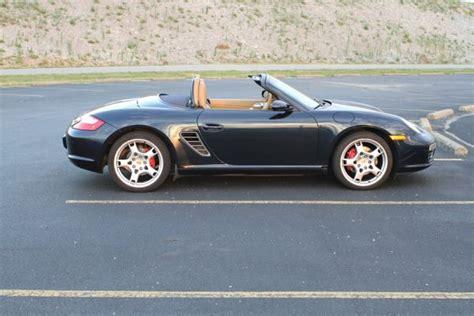 2005 Porsche Boxster S Chrono Package