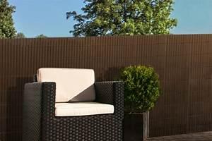 Sichtschutz Zaun Stoff : balkon sichtschutz sch tzen sie sich vor neugierigen blicken ~ Markanthonyermac.com Haus und Dekorationen
