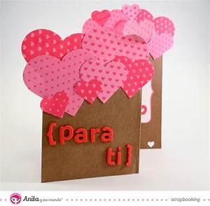️ 10 Ejemplos de Tarjetas de Amor Hechas a Mano y Originales