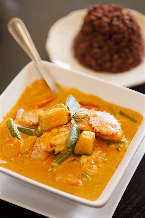 thai vegetarian pumpkin curry recipe