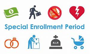 Special Enrollment - Health Insurance