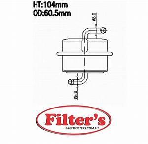Suzuki Swift Fuel Filter