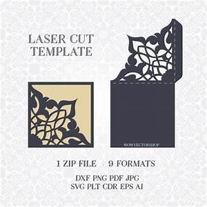 44 best laser cut wedding invitation template images on With laser cut wedding invitations dxf