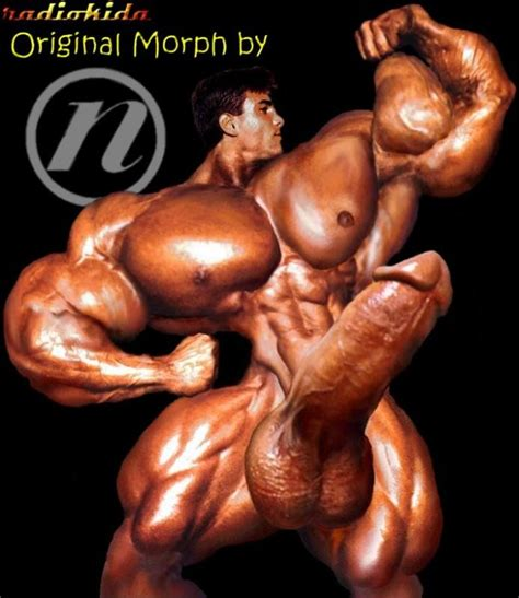 6 n a 3 in gallery huge muscle morphs male picture 18 uploaded by crazydan27 on