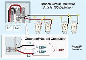 Branch Circuit Multiwire