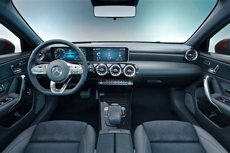 mercedes benz  class  sedan interior autobics