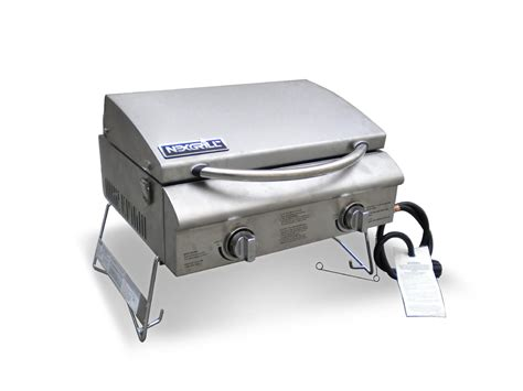 nexgrill 820 0015 2 burner tabletop grill sears outlet
